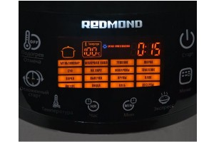 Redmond RMC-M90 Display
